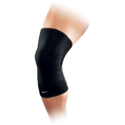 Nike Closed Patella Knee Sleeve - Small - Black/Charcoal