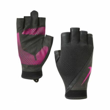 Nike Women's Havoc Training Gloves - Black/Anthracite/Hyper Pink - Small